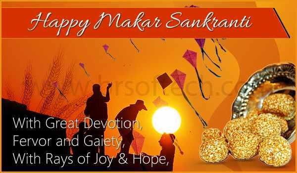 50+ Makar Sankranti Status for Whatsapp & Messages for Facebook