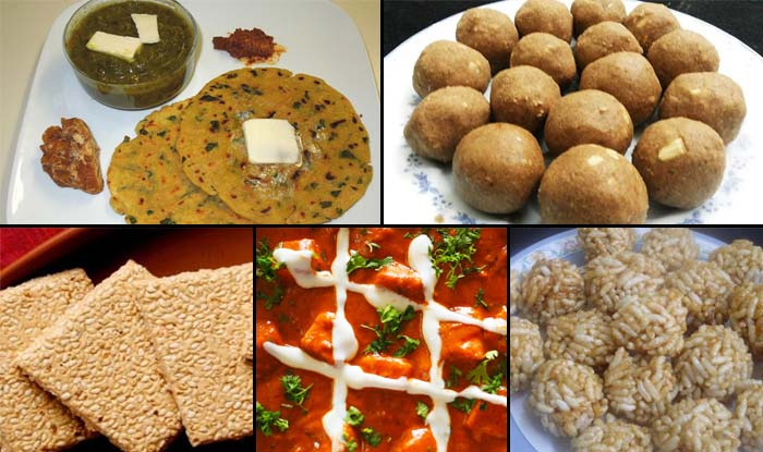 Best Delicious Dishes for Lohri