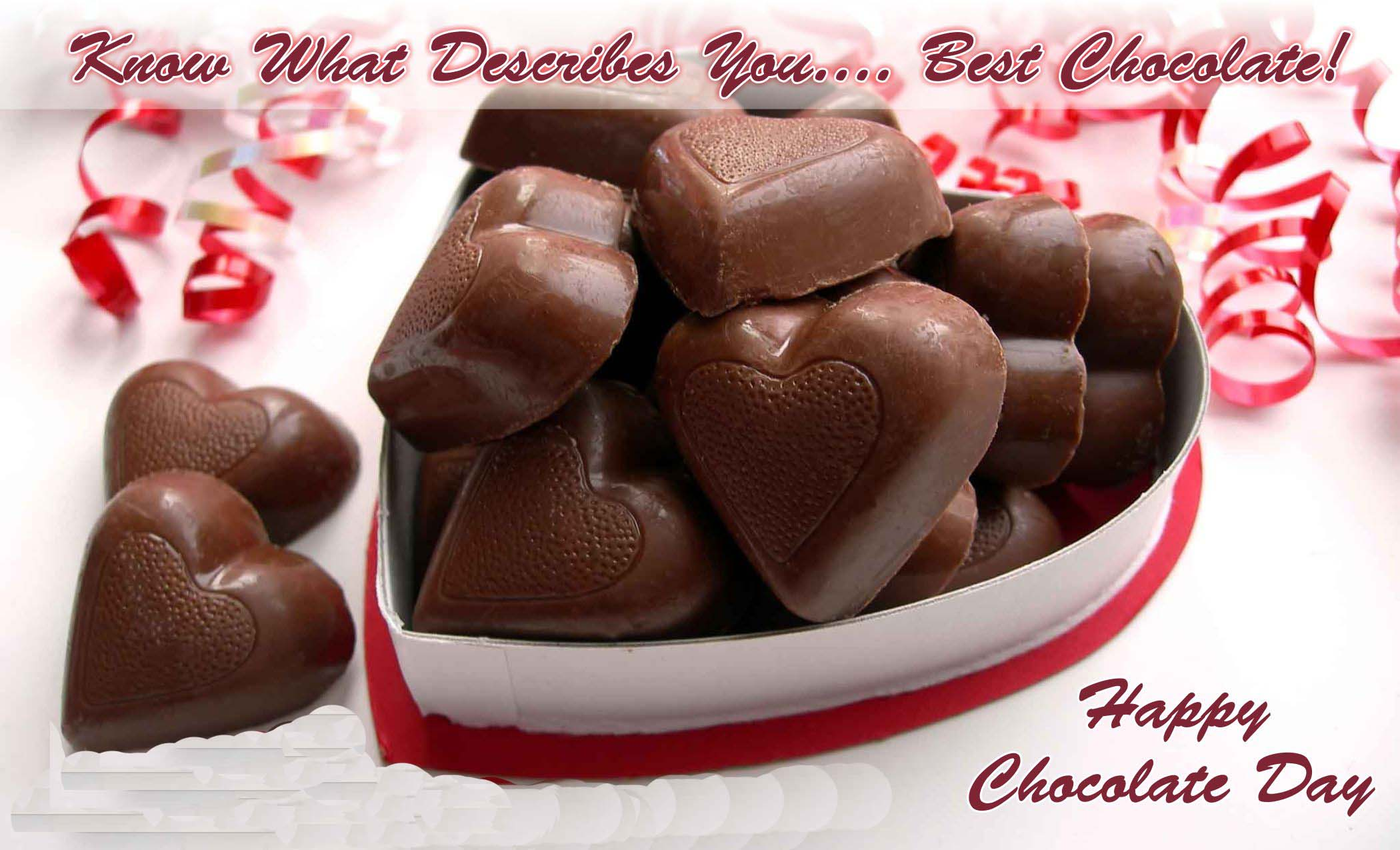 Chocolate Day Status for Whatsapp and Messages for Facebook