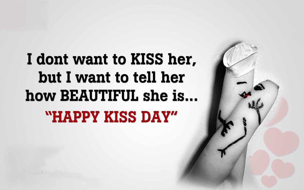 Kiss Day Status for Whatsapp and Messages for Facebook