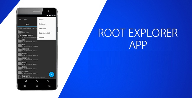 Download Root Explorer App