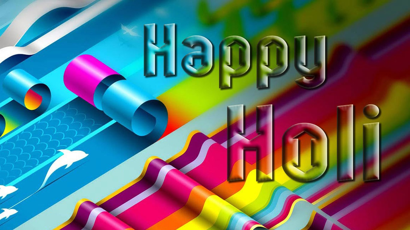Download Holi HD Images Wallpapers