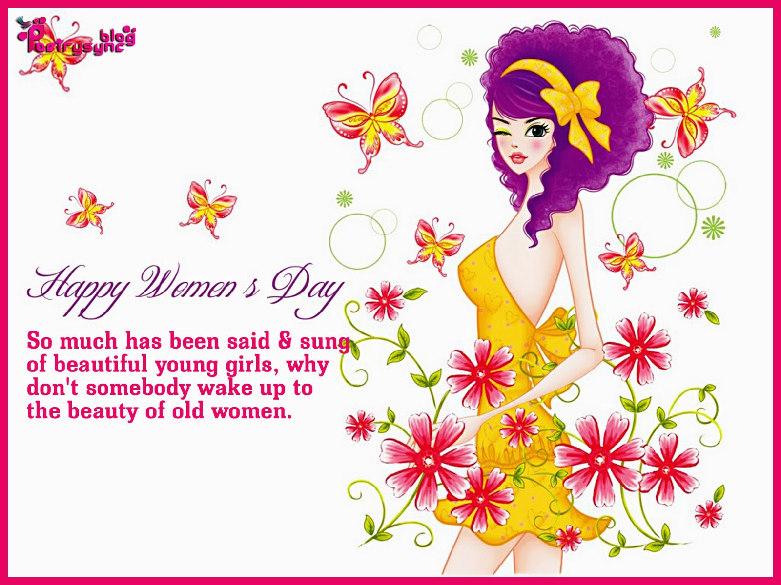 Women's Day Whatsapp Status & Messages for Facebook