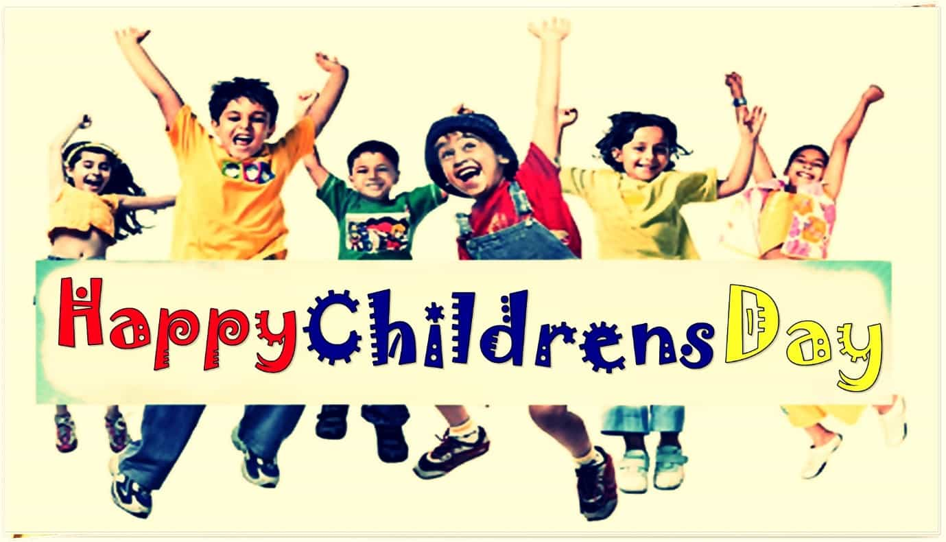 Children's Day Celebration At Your Home
