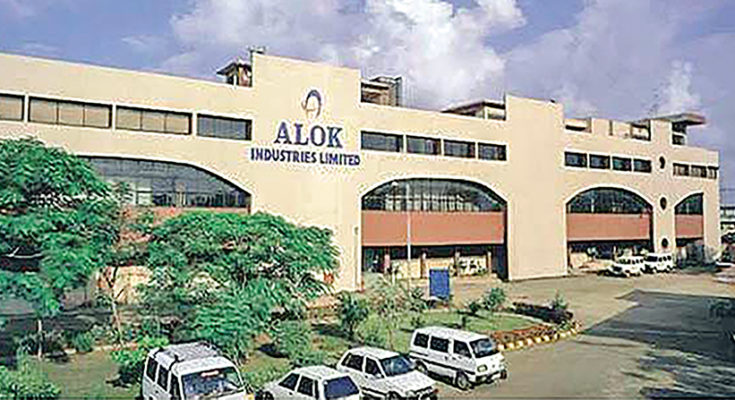 JM Financial And RIL Jointly Bid For Acquiring Alok Industries Assets