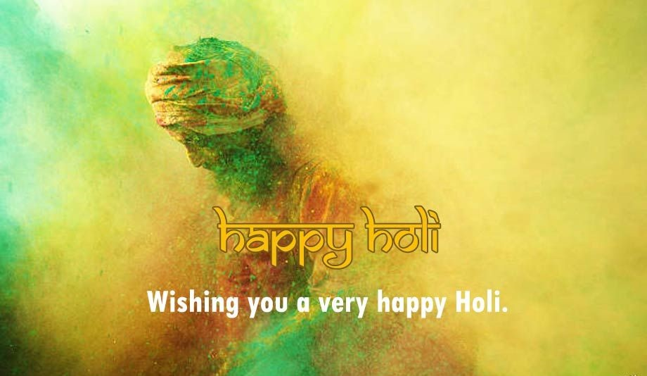 Happy Holi Wishes, Quotes, Messages and SMS in Hindi, English