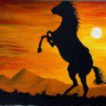 Raising A Horse